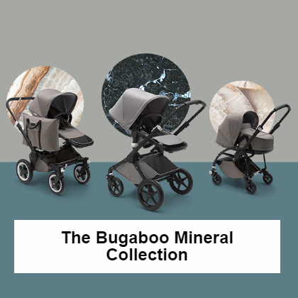Bugaboo Mineral Collection